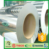 slit edge stainless steel coil hot rolled no.1 304l