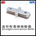 2015 wholesale 2 wire track rail accessories, led connector power mini, parts & accessories