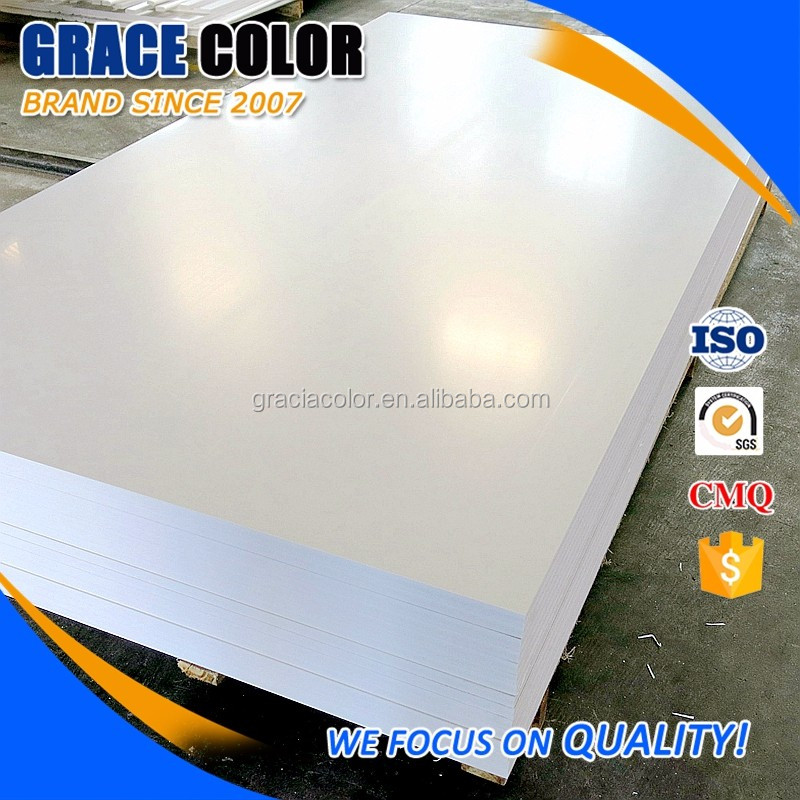 Self adhesion pvc sheet for wedding album