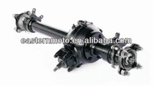 disc brake rear axle for tricycle/China tricycle rear axle/3 wheels motorcycle parts in Peru,Colombia,Chile,Egypt