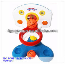 2015 new basketball hood fashion cool fancy funky colourful cheap basketball hoop toy wholesale from china icti manufacture