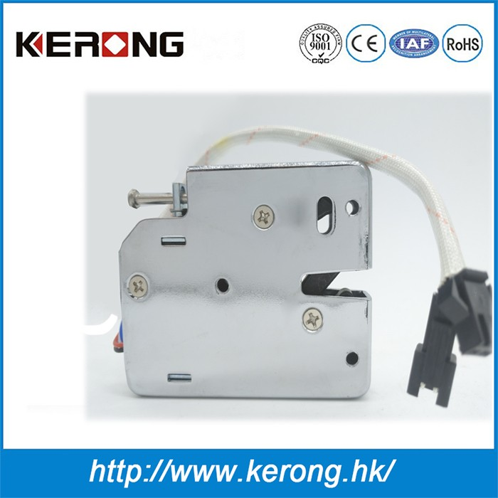 China new design mini steel lock for cabinet locker