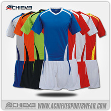 season game soccer uniform customized soccer jersey with football jersey