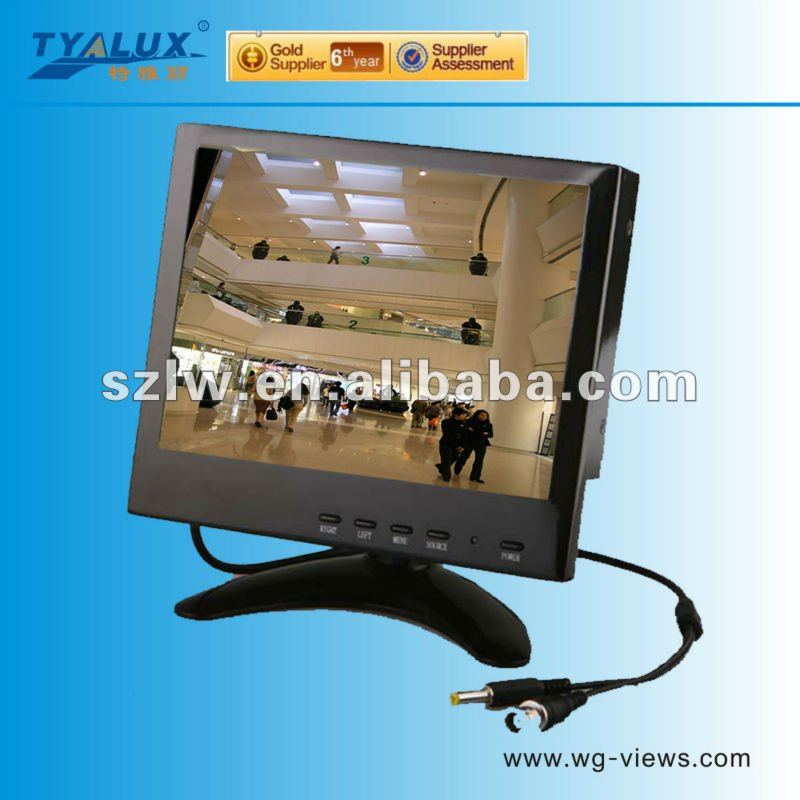 Newest public view 5.6 inch lcd observation monitor