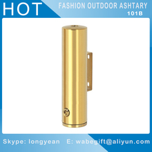 outdoor public stand-up ashtray bin/stainless steel ashtray/standing ashtray 101B