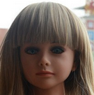 Factory outlet 100cm loli girl sex doll