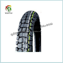 Hot Sale Tricycle Tyres Tubless TL 110/90-19 China Motorcycle Tyre