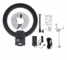 NanGuang CN-R640 CN R640 Photography Video Studio 640 LED Continuous Macro Ring Light 5600K Day Light CN-65C PRO UPDATE