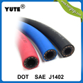 YUTE DOT approved 1/4 inch using air brake system air brake hose