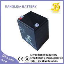 shenzhen battery rechargeable gel battries 12v4ah battery for ups