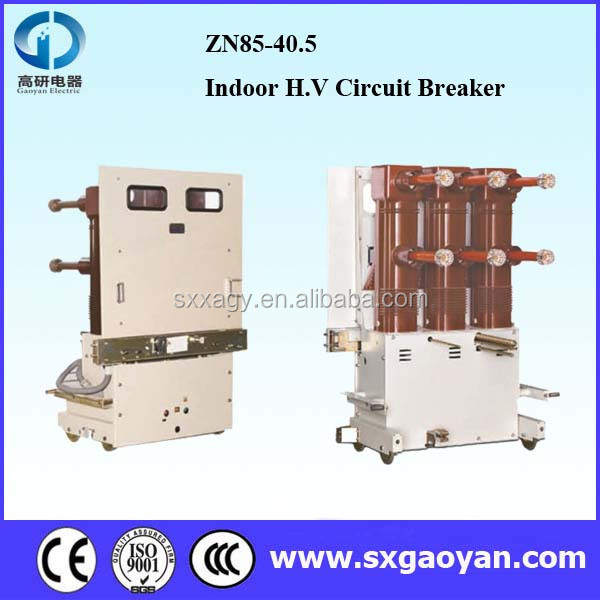 Zn85 Indoor 33kv 3 Poles Electric Auto Recloser Electrical Equipment Circuit Breaker Switch