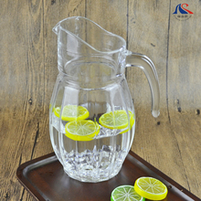 1500ml Cheap Clear Glass Beer Jug Beer Pitchers with Lid