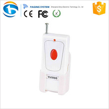 Long Range Emergency Call Button for Elderly