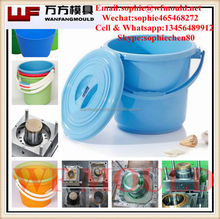 injection molding companies manufacturing injection plastic pail mould 20 liter/15liter/10L mold