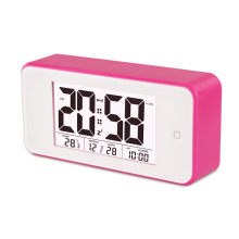 Intelligent digital alarm clock Temperature Sounds Control for kids Gift