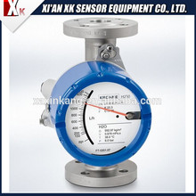 Krohne Variable Area Flowmeters H250 with M40 indicator