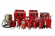 2017 new design siphon feed sandblaster