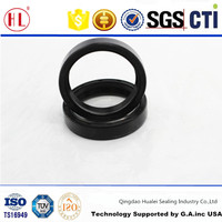 TC 60x62x12 HFC1068 light weight truck gearbox rear wheel half shaft rubber covered NBR oil seal