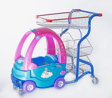 New design Chirdren shopping trolley/Cart