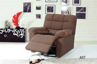 Single Swing Sofa Chair With Rocker Recliner