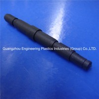 enginering plastic high precision black abs molded parts manufacturer