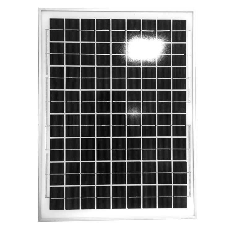 Pay as you go off grid solar energy system equipment products 18v 20w solar panel price