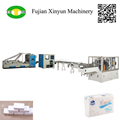 High efficiency facial tissue paper soft packing production line