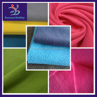 185gsm fleece polyester fabric for sportswear