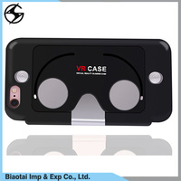 Virtual Reality Vr Case Figment 3D Cinema Cell Phone Cover Mobile Phone Case For Iphone 6/6S/6Plus/6S Plus