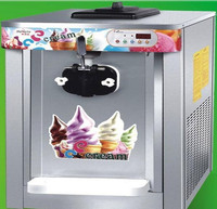 Comparable to Taylor 2.72KW soft serve ice cream machine large cylinder