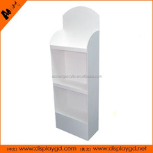 Distribution Magazine rack display cabinet for airport lounge