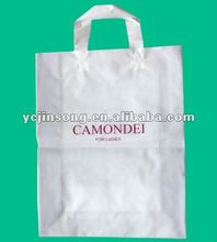 China Manufacture Printed Plastic Reusable Shopping Bag