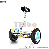 2016 hottest selling mini self balancing motorcycle with handle and APP