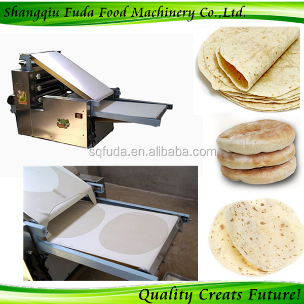 French bread bakery machine automatic pita bread equipment