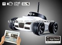 !FPV I SPY TANK IPHONE CONTROL RC TANK WITH CAMER.child toy kid toy rc car new kids toys for 2013 rc tank toy