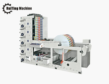 RTRY-650E paper cup flexo printing machine factory price