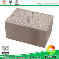 Light Weight Eps Concrete Fiber Cement Building Stud Partition Wall