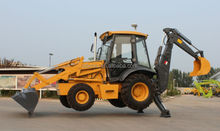 Backhoe loader in south america market for sale with prices