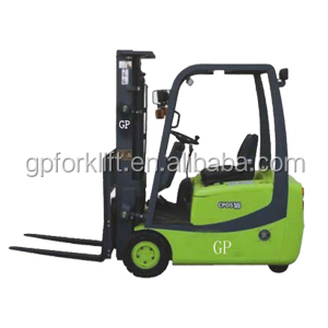 Top quality mini forklift /electric stacker with CE for stock tansportation