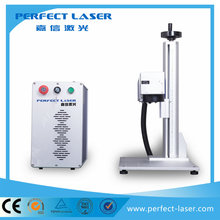 Wuhan Perfect Laser Metal ABS 20w Fiber Laser Marking Machine Cheap Price