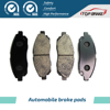 Automobile Brake Pads System For Automotive