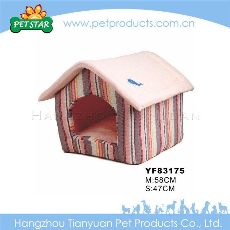 Cute fancy handmade dog cat house