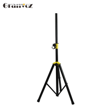 Hot Sale Universal Adjustable Height DJ PA Speaker Tripod Stand with Heavy Duty Durable Steel Tubing and metal connection