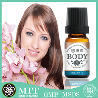 High quality OEM/ODM Orchid Relaxing natural body sex massage essential oil
