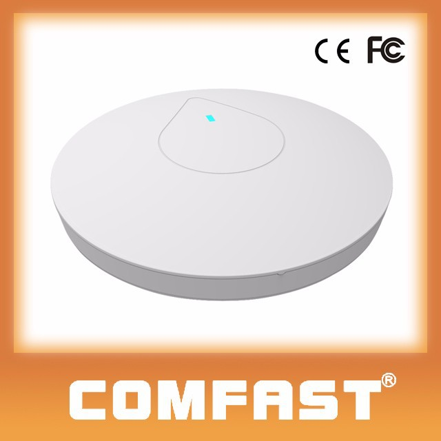 COMFAST CF-E335N 300Mbps Ceiling AP, Support OEM and ODM In Stock Wireless Repeater, Wifi Extenders