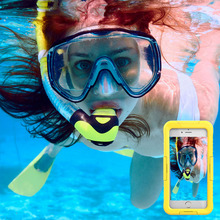 Professional waterproof cell phone case PC material cell phone case for Iphone7/7puls