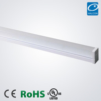 UL CUL CE & ROHS hot sale batten light fixture light fixture t5 fluorescent batten fitting with diffuse