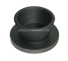 Gold melting graphite crucible of best quality and high purity manufacturer