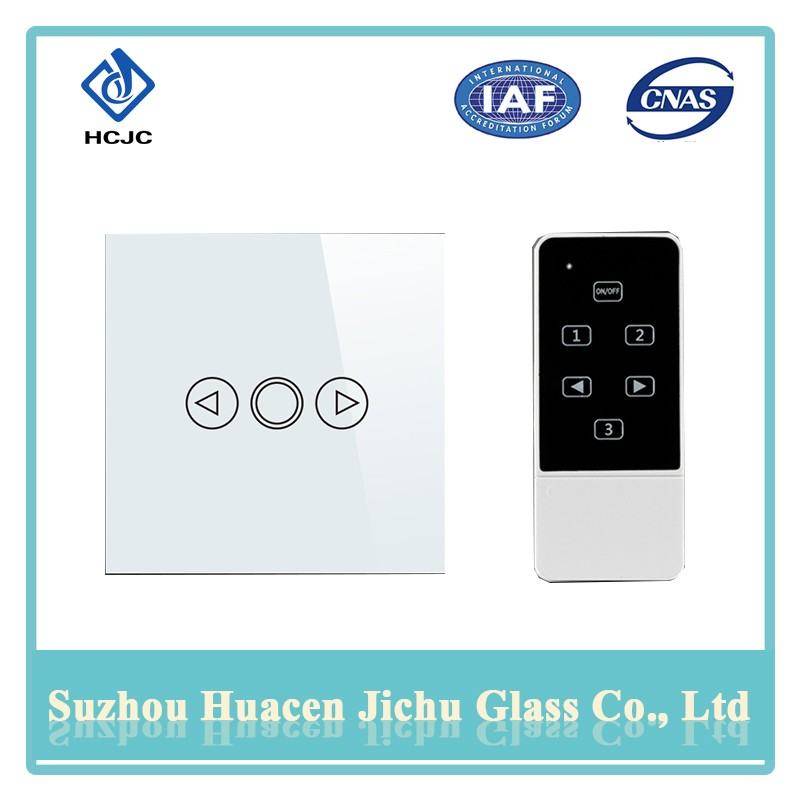 Attractive design competitive price tempered glass door accessories