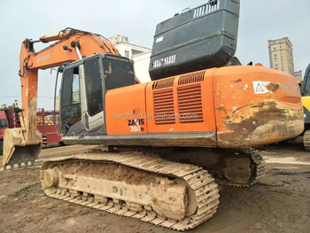 Crawler Excavator HITACHI Model ZX360H Brand Equipment
